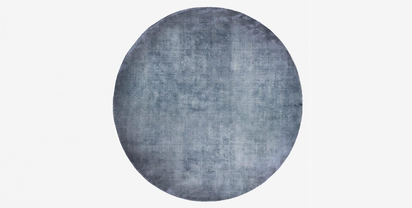 kilimai-kilimas-linen-dark-blue-apvalus-1